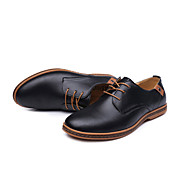 cheap -Men's Shoes Tulle Office & Career / Party & Evening / Casual Oxfords Office & Career / Party & Evening