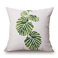 cheap Pillow Covers-pcs Cotton/Linen Pillow Cover, Graphic Prints Still Life Casual Modern/Contemporary