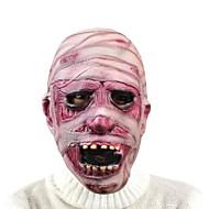 ハロウィーン怖いミイラマスクhaloween顔給料マスクの恐怖悪魔のコスプレ環境に優しいラテックス仮面劇