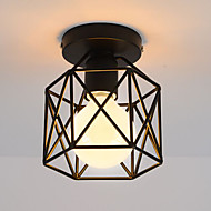 cheap Ceiling Lights-Vintage Loft Simple mini Ceiling Lamp Flush Mount lights Entry Hallway Game Room Kitchen light Fixture