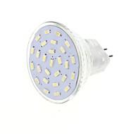 2.5w g4 gu4 (mr11) led spotlight mr11 27 smd 3014 180-200lm varm hvit kald hvit 3000k / 6000k dekorativ dc 12 ac 12v