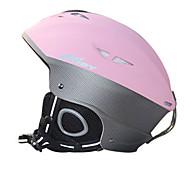 Capacete Unisexo Ultra Leve (UL) Esportivo Capacete de Segurança Capacete de neve CE EN 1077 Esportes de Neve Esqui