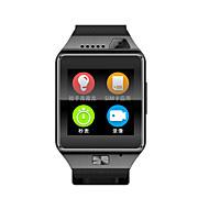 tanie Inteligentne zegarki-Inteligentny zegarek Ekran dotykowy Krokomierze Kamera/aparat Anti-lost Dźwięk Odbieranie bez użycia rąk Obsługa wiadomości Sportowy