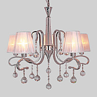 Χαμηλού Κόστους Φώτα έκπτωση-LWD Μοντέρνο / Σύγχρονο Πολυέλαιοι Uplight - Κρυστάλλινο, 110-120 V 220-240 V Δεν συμπεριλαμβάνεται λαμπτήρας