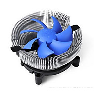 Χαμηλού Κόστους Ανεμιστήρες & Ψύκτρες-χαμηλού θορύβου 775amd1150 ανεμιστήρες ψύξης επεξεργαστή για τον υπολογιστή