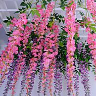 """1 haara Polyesteri Muovi Others Seinäkukka Keinotekoinen Flowers 110 (43.3"""")"""