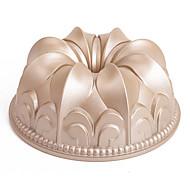 baking Aluminium Stilig Design Kaker 100*100*50