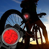 billige Sykkellykter og reflekser-Sykkellykter Baklys til sykkel Frontlys til sykkel LED - Sykling Advarsel Enkel å bære C-Cell 40 Lumens Usb Dagligdags Brug Sykling