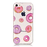 billiga Mobil cases & Skärmskydd-fodral Till iPhone 6s Plus / iPhone 6 Plus / iPhone 6s iPhone 6 Plus / iPhone 6 IMD / Ultratunt / Genomskinlig Skal Mat Mjukt TPU för iPhone 6s Plus / iPhone 6s / iPhone 6 Plus