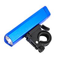 billige Sykkellykter og reflekser-LED Lommelygter / Frontlys til sykkel LED LED Sykling Vanntett, LED Lys, Kompaktstørrelse AAA 300~380 lm Batteri Hvit Dagligdags Brug / Sykling / Reise - Uniquefire