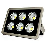 tanie Naświetlacze-1 pc 300w led reflektor światła trawnika wodoodporne dekoracyjne oświetlenie zewnętrzne ciepły biały zimny biały 85-265v