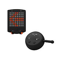billige Sykkellykter og reflekser-Sykkellykter / Baklys til sykkel Laser / LED Sykkellykter LED Sykling Oppladbar, Super Lett, Advarsel 100 lm Batteri Sykling