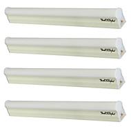 T5 Fénycsövek Cső 24 led SMD 2835 Dekoratív Meleg fehér Hideg fehér 360lm 3000/6000K AC 220-240 AC 110-130 AC 85-265V