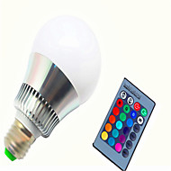 8W 350-450 lm E14 GU10 E26/E27 Smart LED žarulje G80 1 LED diode Visokonaponski LED Zatamnjen Na daljinsko upravljanje RGB AC 85-265V