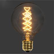 G95 60w e27 gloeilamp retro edison lampen (AC220-240V)