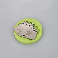billige Bakeredskap-Bakeware verktøy Silikon Økovennlig / Non-Stick / Håndtak Kake / Til Småkake / For Småkake Pastry Tool
