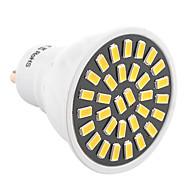 billige Spotlys med LED-YWXLIGHT® 500-700lm GU10 LED-spotpærer T 32 LED perler SMD 5733 Dekorativ Varm hvit Kjølig hvit 110-130V 220-240V