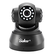 OUKU® 720P Megapixel H.264 Wireless PTZ ONVIF WiFi IP Security Camera