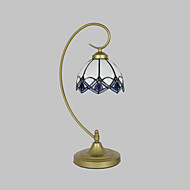 billige Lamper-Flerskjerms / Bue Tiffany / Rustikk / Hytte / Original Bordlampe Metall Vegglampe 110-120V / 220-240V 25W
