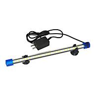 Χαμηλού Κόστους Φωτισμός & Καλύμματα Ενυδρείου-Ψάρια Ενυδρεία Φως LED Άσπρο / Μπλε Ανθεκτικό Λάμπα LED V Πλαστική ύλη