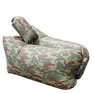 Reise Aufblasbares Sofa Ausruhen auf der Reise Polyester