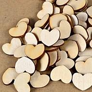 Bryllup / Forlovelse / Valentine / Valentinsdag / Bryllupsfest Træ Miljøvenligt materiale Bryllup Dekorationer Have Tema / Asiatisk Tema