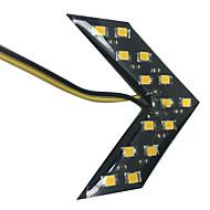 Bil Elpærer W SMD 5630 lm LED Baglygte Dekorativ lampe Bremselys Sidemarkeringslys