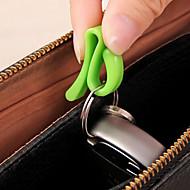 billige Lagring og oppbevaring-bil innebygd nøkkel briller anti-tapt poser krok 1pc (tilfeldig farge)