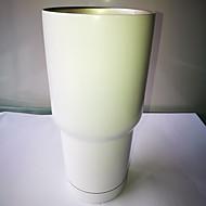 tanie Kubek próżniowy-Nierdzewny Szkło Kubki turystyczne Dekoracja Girlfriend prezent 1 Kawowo Herbata Woda Sok Naczynia do picia