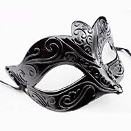 Máscara de mascarada de 1pc ms para figurino de fantasia de Halloween