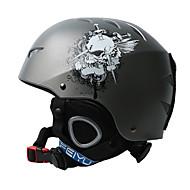 olcso Sí bukósisakok-Skijaška kaciga Uniszex Síelés EPS ABS CE EN 1077