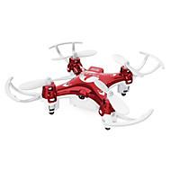 Drone FQ777 951W 4CH 6 Eksen 0.3MP HD Kamera ile LED Aydınlatma Başsız Mod 360 Derece çevirilebilir Uçuş Upside Down Uçuş Kamera Kontrol
