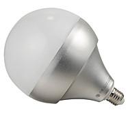 billige Globepærer med LED-zdm 1pc e27 30w høy lysstyrke stor lysende overflate pære lampe ultra lett luftfart aluminium skall nytt design modernitet produkt ac180-250v