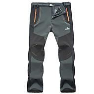 Bărbați Pantaloni de Schi Impermeabil Keep Warm Rezistent la Vânt Anti-static Schiat Sporturi de Iarnă Nailon
