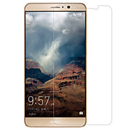 billiga Mobiltelefoner Skärmskydd-Skärmskydd Huawei för Honor 8 Mate 9 Härdat Glas 1 st Displayskydd framsida Explosionssäker 9 H-hårdhet Högupplöst (HD)