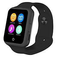 tanie Inteligentne zegarki-Inteligentny zegarek GPS Pulsometr Wodoszczelny Video Kamera/aparat Dźwięk Odbieranie bez użycia rąk Obsługa wiadomości Obsługa aparatu