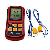 gm1312 standardi (mukaan lukien kaksi K01 koetin) yhteyttä lämpömittari korkean tarkkuuden lämpötilan mittauslaite