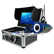 billiga Fiske-Ekolod undervattenskamera Bärbar LCD 30 m Inga Trådlösa 18650 Hårt Plast