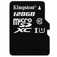 Kingston 128GB Micro SD kort TF Card hukommelseskort UHS-1 Class10