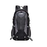 50 L バックパッキング用バックパック トラベルオーガナイザー バックパック キャンピング&ハイキング 旅行 多機能の ナイロン