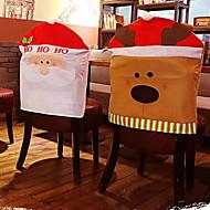 クリスマスの装飾品のヘラジカチェアセット50 * 60センチメートル