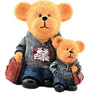 Coin Bank Toys Bear Novelty Boys' Girls' Pieces