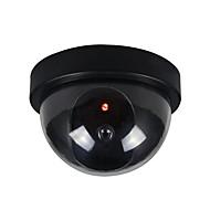 擬似セキュリティカメラ偽のドームダミーカメラフラッシュライト