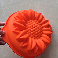 tanie Formy do ciast-Narzędzia do pieczenia Silikonowy Nieprzylepny / 3D / majsterkowanie Chleb / Tort / Ciasteczka Forma do pieczenia