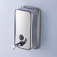 """Soap Dispenser Contemporary Stainless Steel 10.5cm(4.13"""") Robe Hook Wall Mounted"""