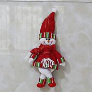 ホリデー・デコレーション クリスマス向けおもちゃ Christmas Trees ギフトバッグ おもちゃ サンタスーツ 雪だるま 2 小品 クリスマス ギフト