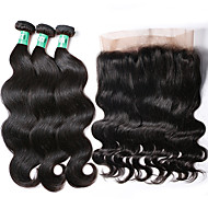 Cheap human hair weaves online human hair weaves for 2018 360 lace frontal closure with bundles body wave brazilian virgin human hair weaves 3 bundles with one 360 frontal pmusecretfo Choice Image