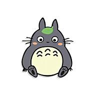 sjove tonari ingen Totoro bil mærkat bilrude Vægoverføringsbillede bil styling