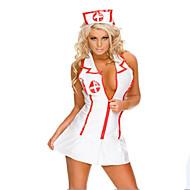 preiswerte Sexy Kostüme-Krankenschwestern Karriere Kostüme Cosplay Kostüme Party Kostüme Damen Weihnachten Halloween Silvester Fest / Feiertage Halloween Kostüme