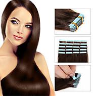 """Extensions de cheveux humains Cheveux humains 16"""": 30g,18"""": 40g,  20"""": 50g, 22"""": 50g, 24"""": 50g 16""""18""""20""""22""""24 Extension des cheveux"""